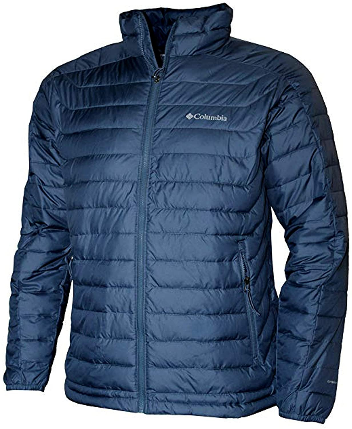 2021 autumn and winter new Columbia Men's White High quality Out II Insulated Heat Jacket Omni Puffer