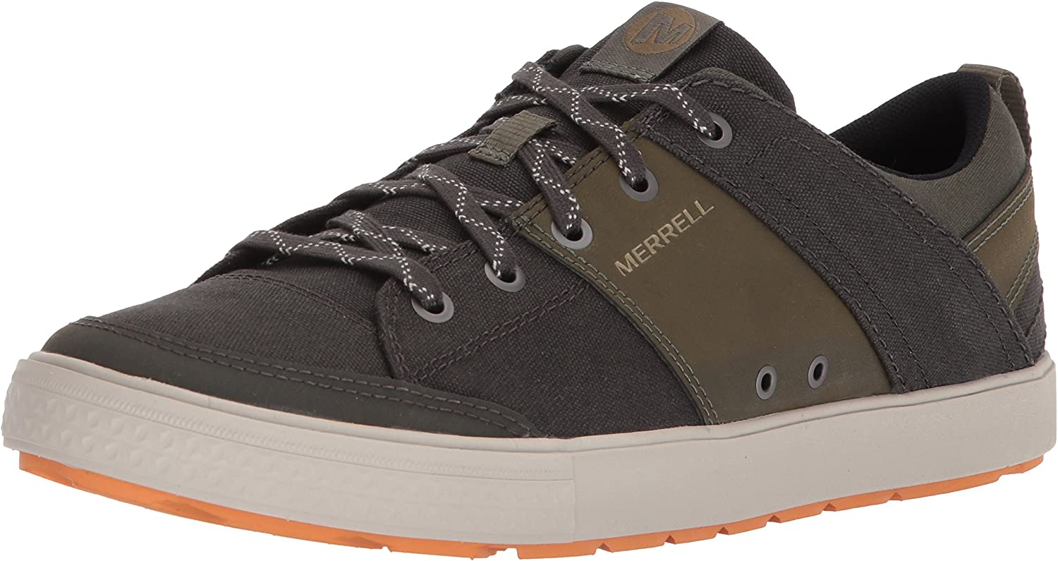 Merrell Men's Rant Discovery Lace Canvas Sneaker