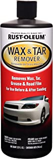 Best rust oleum auto wax and tar remover Reviews