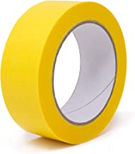 gws Goldband | Washi-afplakband voor schilderen, schilderen, knutselen | dun, stabiel, zonder resten | Lengte: 50 m (1 rol...