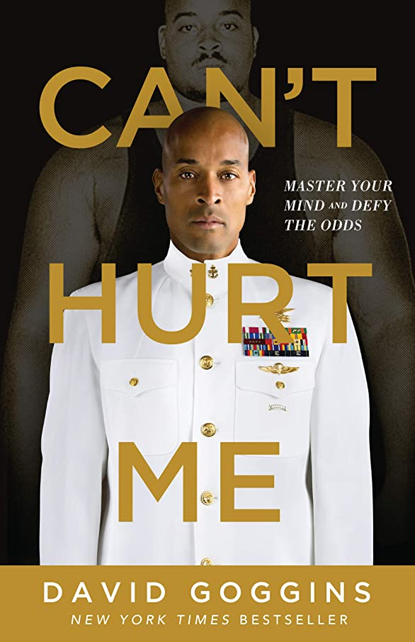 傾向があります接続された六分儀Can't Hurt Me: Master Your Mind and Defy the Odds (English Edition)