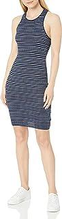 Splendid Women's Stripe Rib Knit Dress