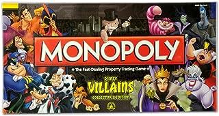 Best disney villains monopoly game Reviews