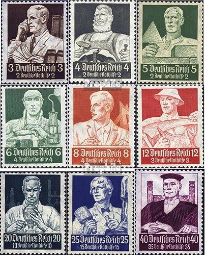 diseñador en linea Prophila sellos sellos sellos para coleccionistas  alemán Imperio 556-564 (completa.edición.) nuevo con goma original 1934 profesiones  hasta un 50% de descuento