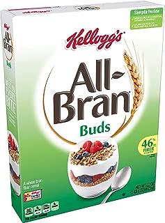 Kellogg's All-Bran Buds, Breakfast Cereal, Wheat Bran, Excellent Source of Fiber, 22oz