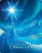 Frozen (Limited Edition Steelbook) [4k Ultra HD + Blu-ray + Digital HD]