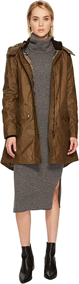 BELSTAFF - Wembury Waxed Cotton Parka