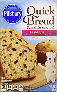 Pillsbury Cranberry Quick Bread Mix - 15.6 oz