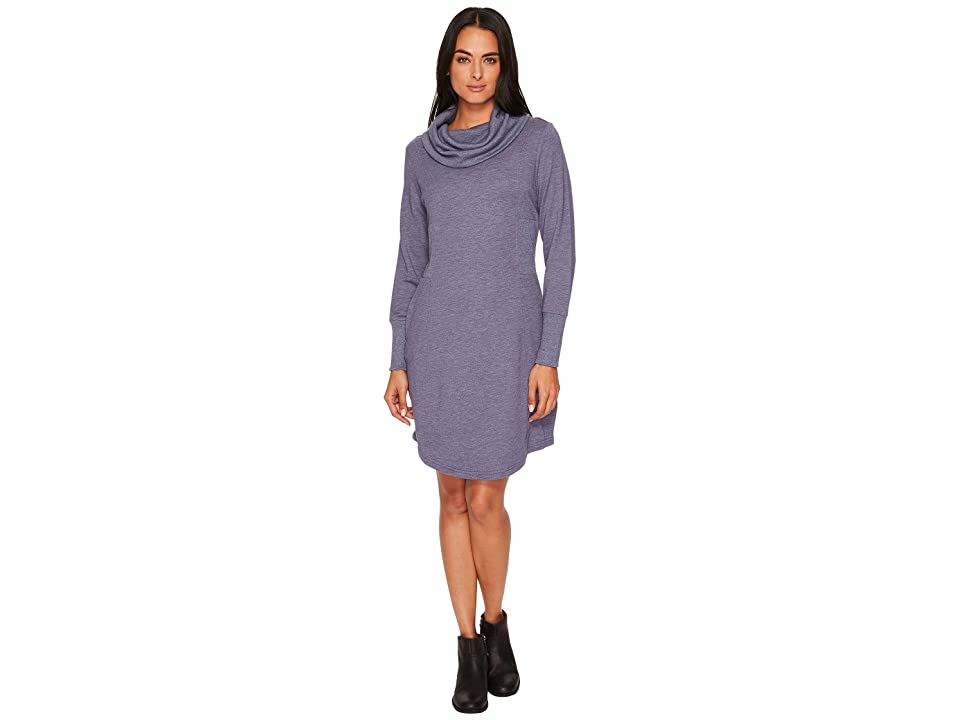 Royal Robbins Channel Island Dress (Blue Indigo) Women