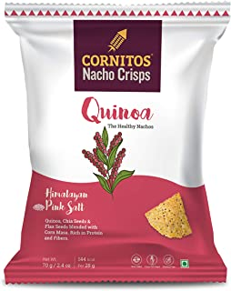 Cornitos QuinoaNachos Crisps, 70g