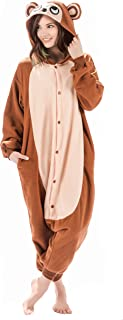 Adult Monkey Animal Onesie Costume Pajamas for Adults and Teens