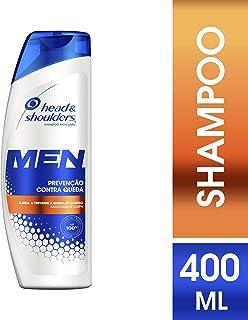 Shampoo Head & Shoulders Prevenção Contra Queda 400 Ml