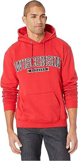 Wisconsin Badgers Eco® Powerblend® Hoodie 2