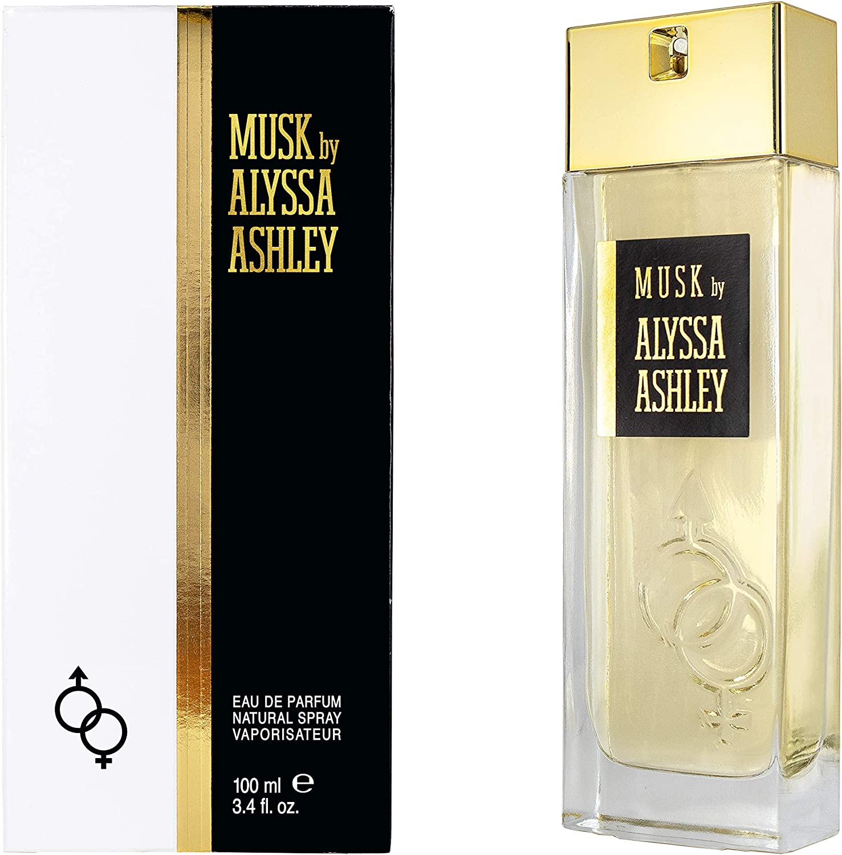 ALYSSA ASHLEY Musk Agua de perfume Vaporizador 100 ml