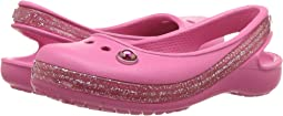 Crocs Kids - Genna II Sparkle Band Sling (Toddler/Little Kid/Big Kid)