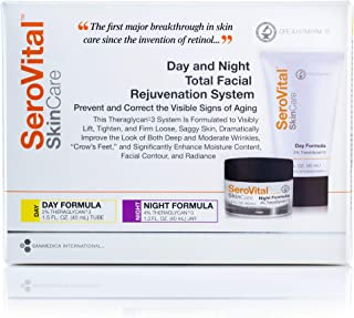 Serovital Day and Night Total Facial Rejuvenation System