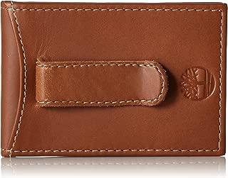 Men's Minimalist Front Pocket Slim Money Clip Wallet