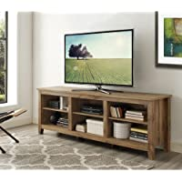 Walker Edison Furniture Company TV Media Storage Stand for TVs up to 78
