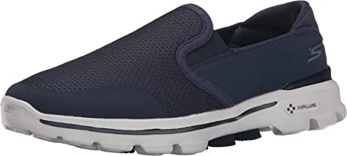 Skechers Go Walk 3Charge, paniers Basses Homme