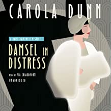 Damsel in Distress: A Daisy Dalrymple Mystery, Book 5