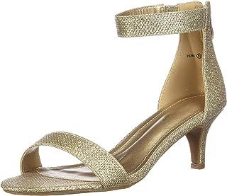 5fd493429d9c DREAM PAIRS Women s Fiona Fashion Stilettos Open Toe Pump Heeled Sandals