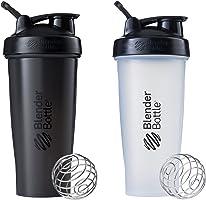 BlenderBottle Classic Loop Top Shaker Bottle, 28-Ounce 2-Pack