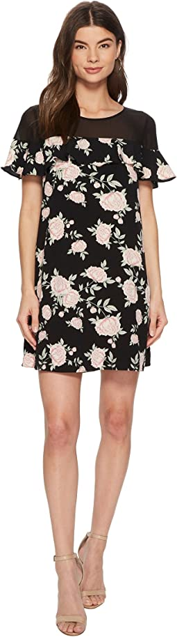 kensie - English Roses Dress KS3K8188