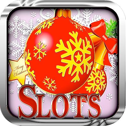 Christmas Maker Slots Bonus Jackpot Crystal Fantasy Snowflake Free Slot Machine for Kindle Offline Slots Free Multi Reels Tap No Wifi doesn't need internet best slots games