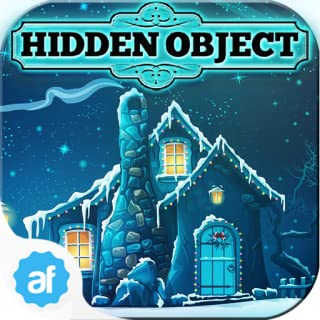 Hidden Object - Winter Houses Free