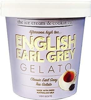 The Ice Cream & Cookie Co Earl Grey Gelato, 473 milliliters