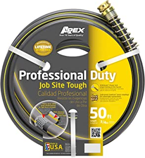 Apex, 988VR-50, Professional Duty Water Hose, 3/4-Inch-by-50