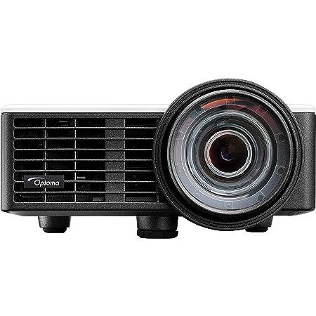 Optoma Ml1050st Led Kurzdistanz Projektor Wxga 1000 Led Lumen 20 000 Kontrast 3d Heimkino Tv Video