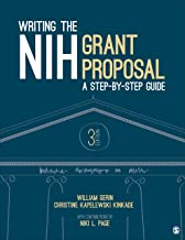 Writing the NIH Grant Proposal: A Step-by-Step Guide (NULL)