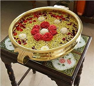 Best brass flower bowl Reviews