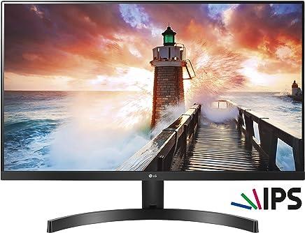 LG 24MK600M Monitor, 23,8 Pollici, LED IPS Full HD 1920 x 1080, 5 ms, Radeon FreeSync 75 Hz, Multitasking, VGA, HDMI, Borderless, Nero - Confronta prezzi
