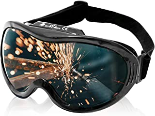 Pyramex S3550SFJ Safety Glasses Torch Welding Cutting OTS Over 5.0 IR Filter Len for sale online