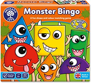 Orchard Toys Monster Bingo Board Game