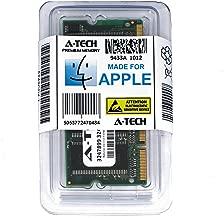 A-Tech for Apple 1GB Module PC2100 266MHz iBook Late 2004 Early 2004 M9164LL/A A1054 M9388LL/A A1055 M9165LL/A M9426LL/A M9418LL/A M9419LL/A M9623LL/A M9627LL/A Memory RAM