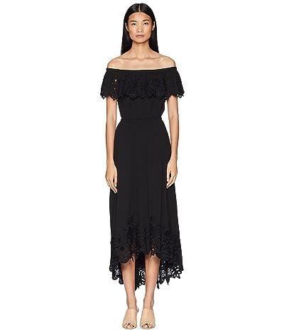 Rachel Zoe Cleo Dress (Black) Women