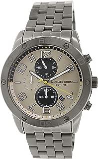 Michael Kors Men's MK8349 Mercer Black Stainless Steel Watch