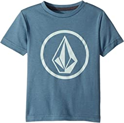 Volcom Kids - Circle Stone Short Sleeve Tee (Toddler/Little Kids)
