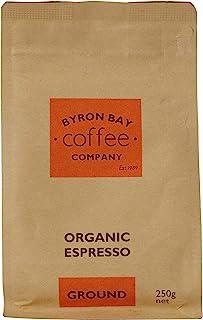 Byron Bay Coffee Company Certified Organic Espresso Ground, 250g