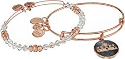 Alex and Ani - Art Infusion Set, Queen's Crown Bangle