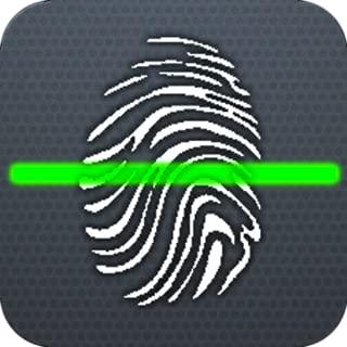 Fingerprint Lie Detector