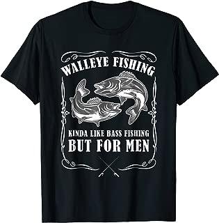 Best walleye t shirts Reviews