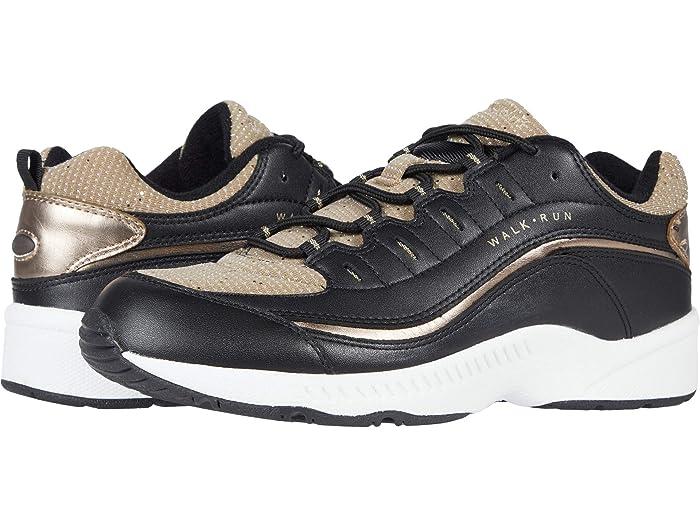 Easy Spirit Romy 15 (Black) Women's Shoes
