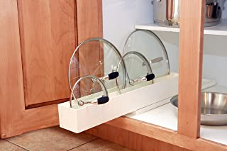 Dial Industries Pot and Pan Lid Organizer (B200W)