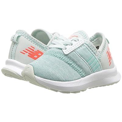 New Balance Kids IPNRGv1 (Infant/Toddler) (Ocean Air/Mineral Sage) Girls Shoes