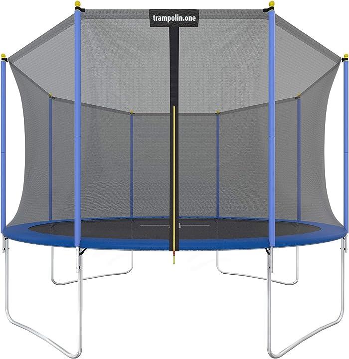 Trampolino da giardino basic 244 cm trampoline.one trampoline garden B08DMQR387