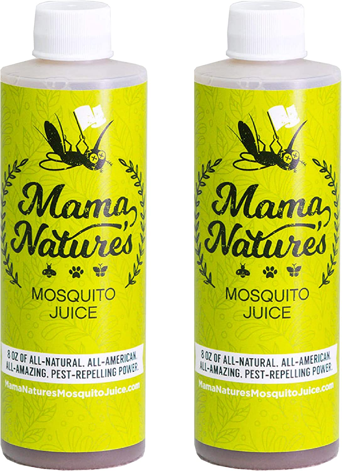 Mama supreme Nature's Mosquito Juice - Chicago Mall Mosq Repellent Outdoor